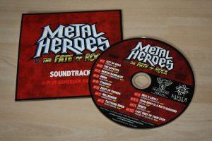 Soundtrack-CD