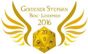 Metal Heroes gewinnt Goldner Stephan 2016